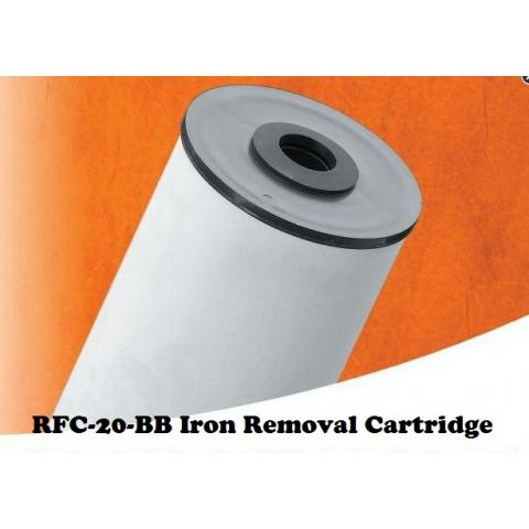 image: Iron Reduction Cartridge Replacement Cartridge