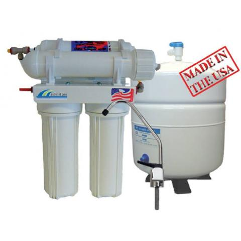 image: Five Stage Reverse Osmosis Drinking Water System